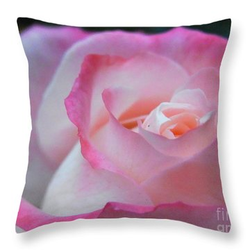 Tenderness Of The Heart Throw Pillow