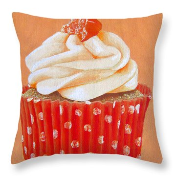 Tennessee Afternoon Throw Pillow by Kayleigh Semeniuk