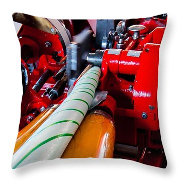 Tennessee Taffy Throw Pillow