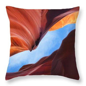 Grand Canyon Throw Pillows
