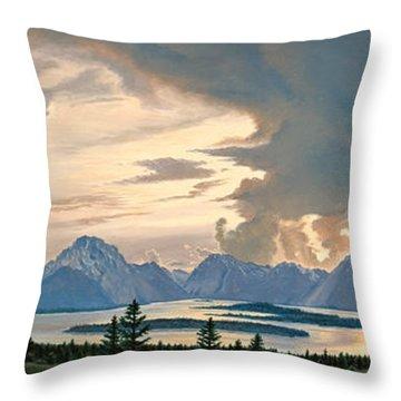 Teton Throw Pillows