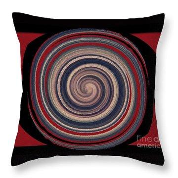 Textured Matt Finish Throw Pillow by Catherine Lott