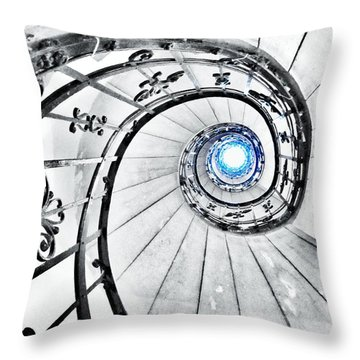 That Must Be Heaven... Throw Pillow by Marianna Mills