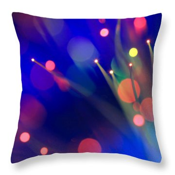 That Old Black Magic Series Part 2 Throw Pillow