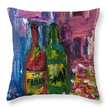 Thats A Vino Throw Pillow