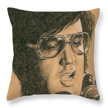 That's The Way It Is Throw Pillow by Rob De Vries