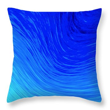 The 2nd Wave Throw Pillow