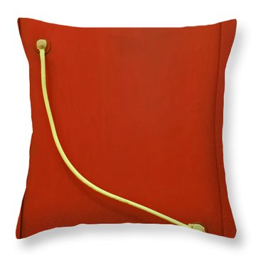 The Arc Throw Pillow