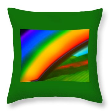 The Arch Of Love Throw Pillow