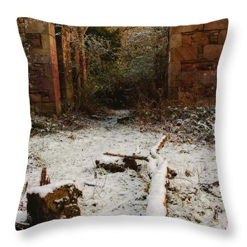 Niddrie Home Throw Pillow