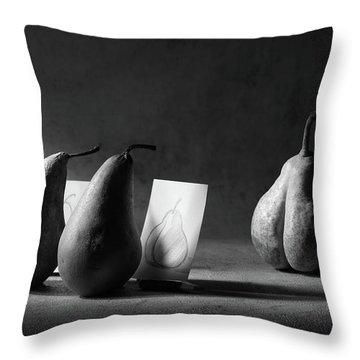 Teach Throw Pillows