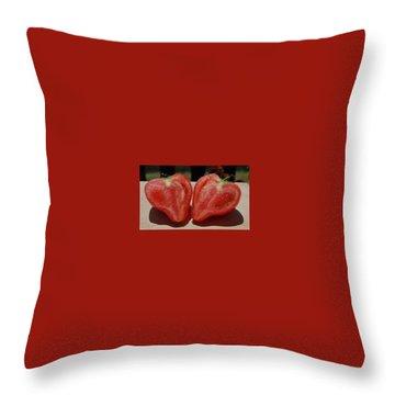 The Art Of Nature Throw Pillow by Marija Djedovic