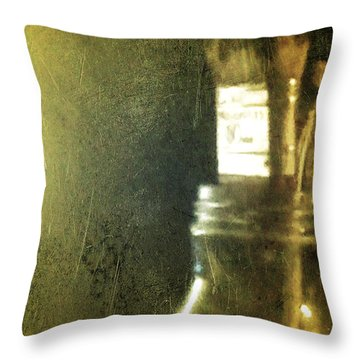 The Artists Tools Throw Pillow