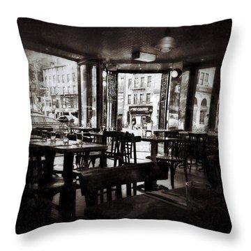 The Belcourt Throw Pillow