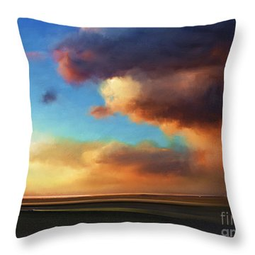 The Best Of The West Throw Pillow