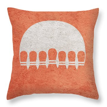 Stain Throw Pillows
