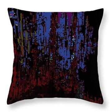 The Binge Throw Pillow by Tim Allen