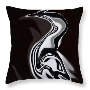 The Bird Unknown 3 Throw Pillow