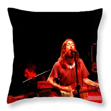 The Black Crowes Throw Pillow