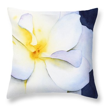 The Bloominator Throw Pillow