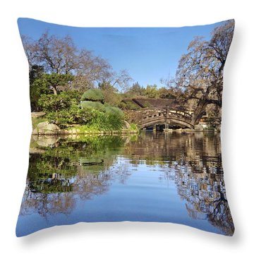 The Bright Side Of The Earth Throw Pillow