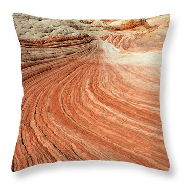 The Brilliance Of Nature 3 Throw Pillow