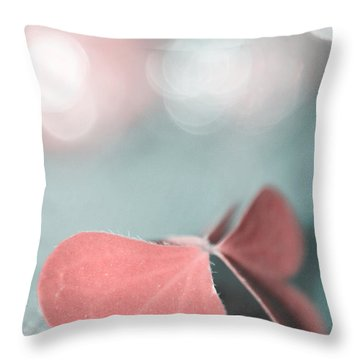 The Butterfly P02b Throw Pillow by Aimelle