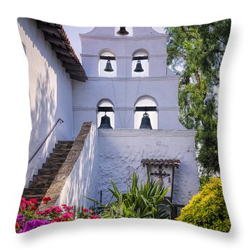 The Campanario Throw Pillow