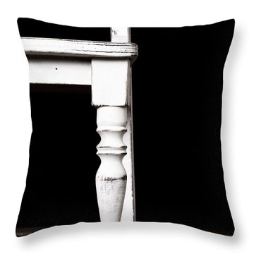 The Chair Throw Pillow by Edward Fielding