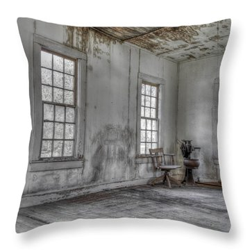The Chair - Redux Throw Pillow