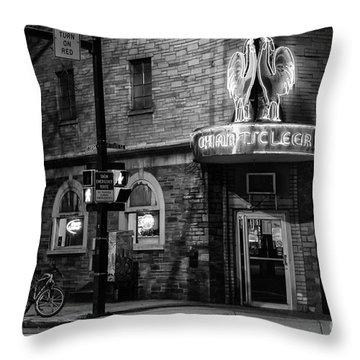 The Chanticleer Throw Pillow