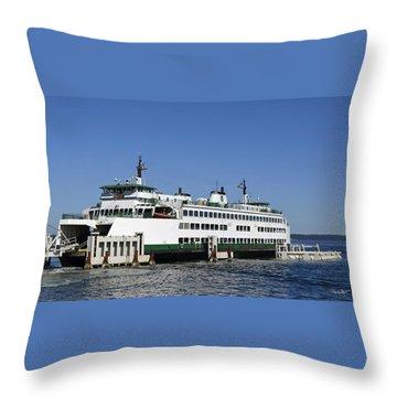 The Chelan Throw Pillow