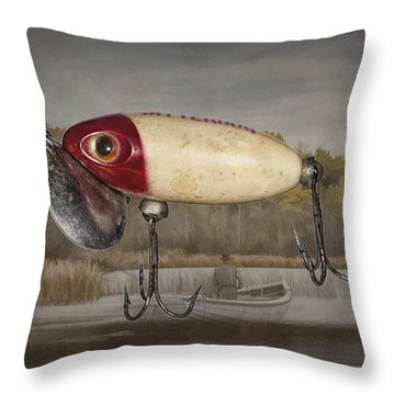 The Classic Jitterbug Throw Pillow