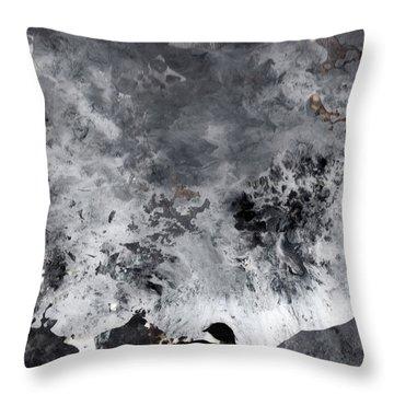 The Cloud Throw Pillow by Patrick Morgan