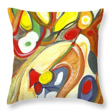 The Color Of Love Throw Pillow by Stephen Lucas