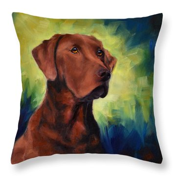 The Complete Trust Throw Pillow