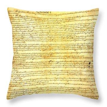 Court Throw Pillows