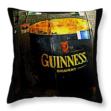 The Cooler Throw Pillow