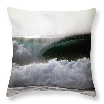 The Crash Throw Pillow
