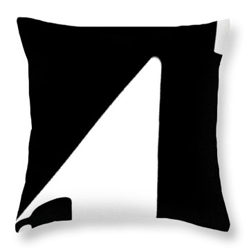 Throw Pillow featuring the photograph The Cup by Selke Boris