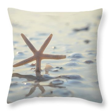 The Cure For Anything... Throw Pillow