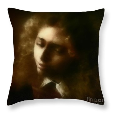 The Daydream Throw Pillow by RC deWinter