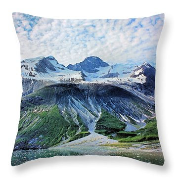 The Definition Is Awesome Throw Pillow by Kristin Elmquist