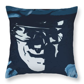 The Devil Wore Cartier Throw Pillow by Robert Margetts