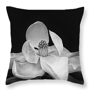 The Dinner Party Throw Pillow by Wendy J St Christopher