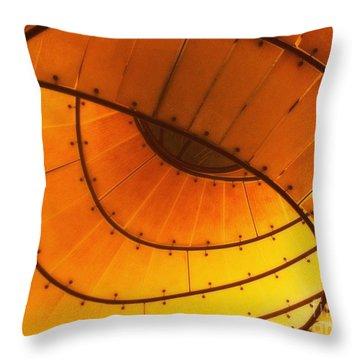 The Dragon Awakes Throw Pillow