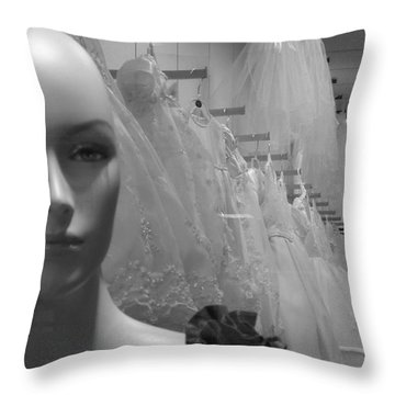 Throw Pillow featuring the photograph The Dream 2 by Lyric Lucas
