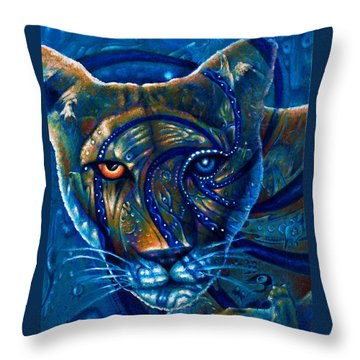 The Dreamer Throw Pillow
