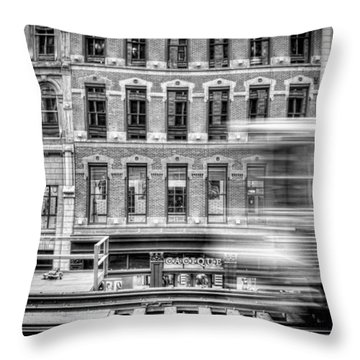 The Elevated Throw Pillow