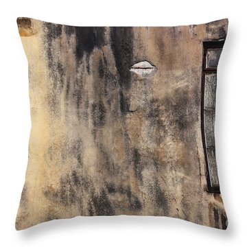 The End Of An Era Throw Pillow